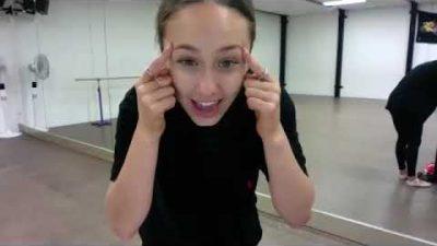 Week 2 Junior Jazz:Ballet